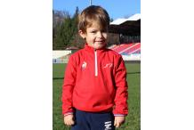 Training sweat rouge LCS Enfant