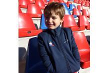 Veste de présentation LCS (veste zippée) Enfant