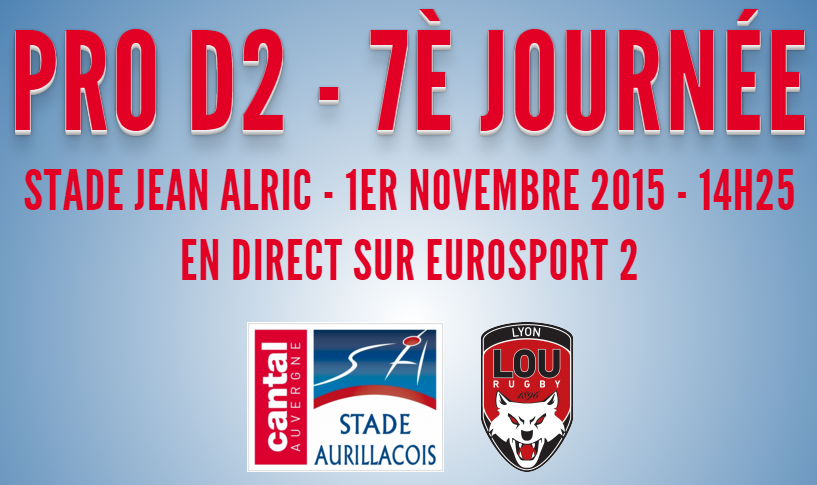 J07 : SA – Lyon