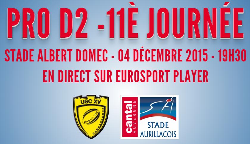 J11 : Carcassonne – SA
