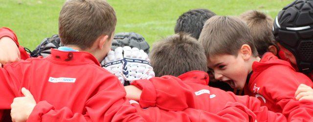 Rentrée de l'école de rugby