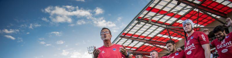 Retour en images sur le match contre Bourg-en-Bresse