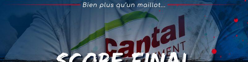 Match Aurillac / Bourg en Bresse