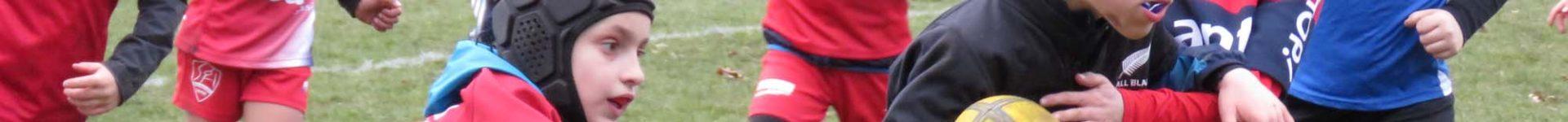 La galette pour les enfants de l'école de rugby