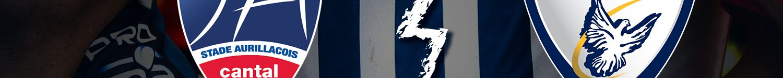 Match Aurillac / Colomiers (Victoire)