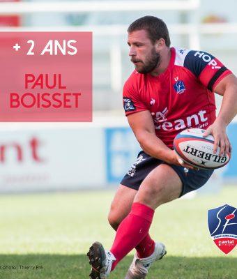 Prolongation Paul Boisset