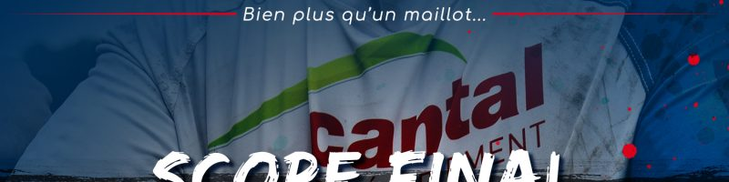 Match Aurillac / Bayonne (victoire)