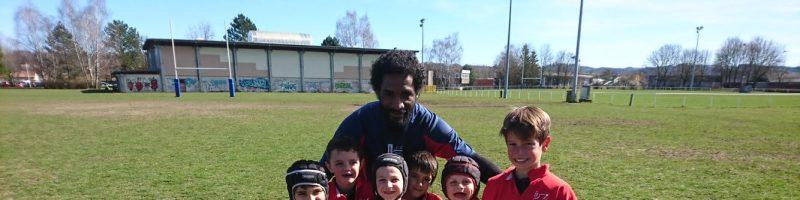 L'école de rugby – le 16 mars