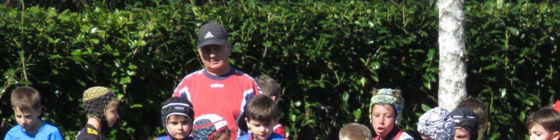 L'école de rugby – 23 mars