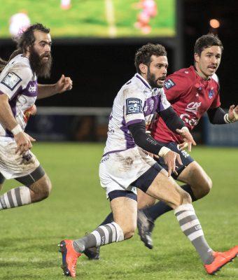 Match Bourg-en-Bresse / SA