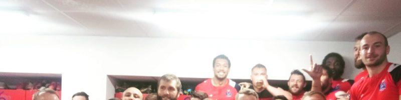 Match SA / Brive (victoire)