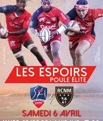 Match espoir SA/ Narbonne (victoire)