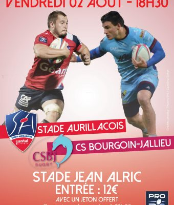Match amical Bourgoin-Jallieu
