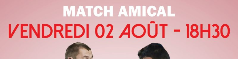 Match amical Bourgoin-Jallieu – Victoire du SA