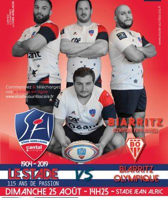 Match SA / Biarritz
