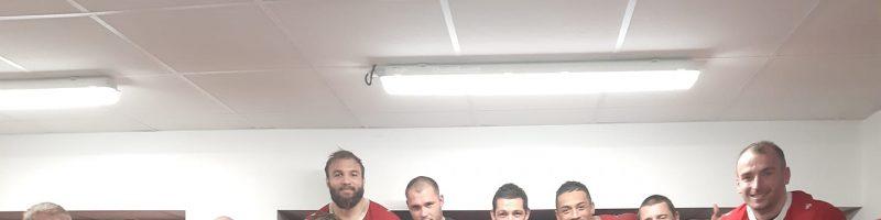 Match SA / Aix en Provence – Victoire