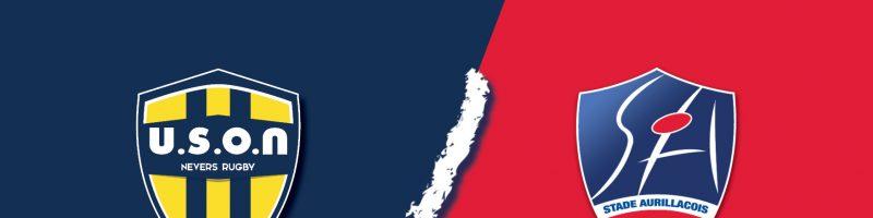 Match USON / SA – Défaite
