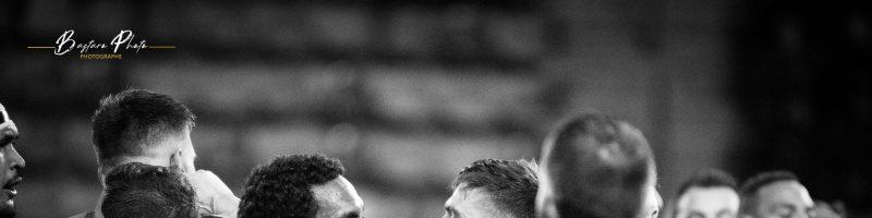 Retour en images sur le match Béziers / Aurillac