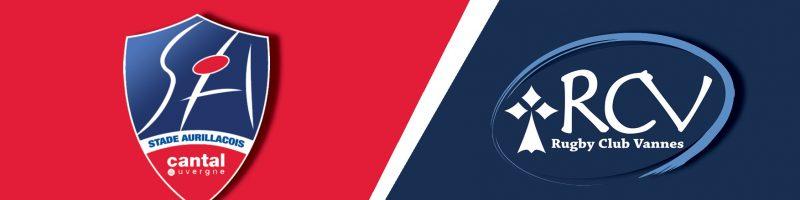 Défaite du Stade Aurillacois face à Vannes (9-22)