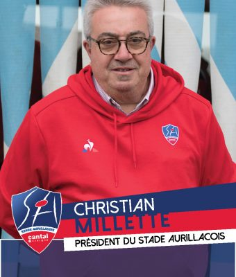 Retrouvez l'interview exclusive de Christian Millette