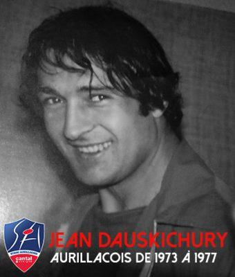 Hommage à Jean Dauskichury