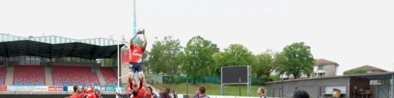 Le Centre de Formation Rugby du Stade Aurillacois, un doublé historique ! (la vidéo)