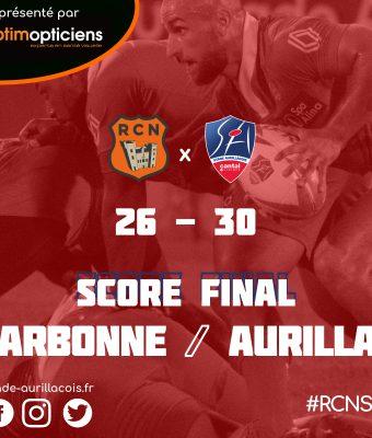 Victoire du Stade à Narbonne