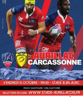 Aurillac / Carcassonne