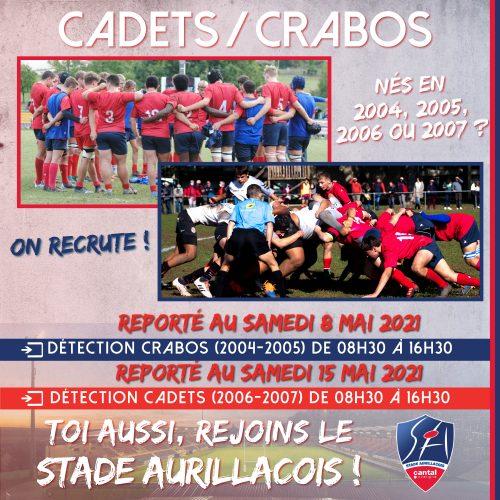 cadets-CRABOS-2021-report