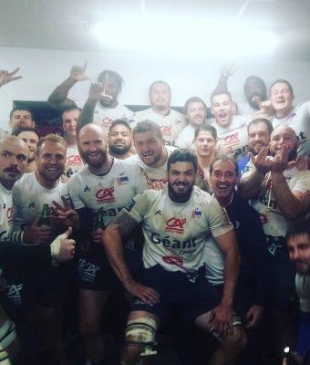 Match SA/Mont-de-Marsan – Victoire