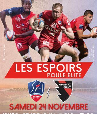Match espoirs SA / Oyonnax