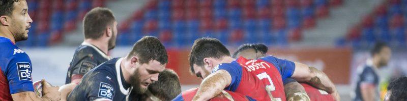 Retour en images sur le match SA / FCG