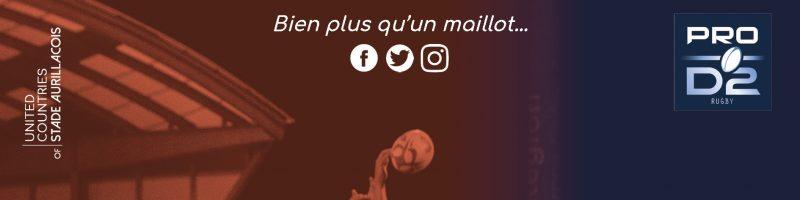 Le Stade Aurillacois reçoit Béziers