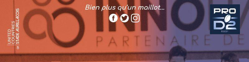 Stade Aurillacois / Vannes – match décalé à 20h30
