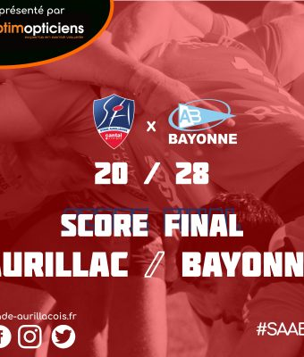 Bayonne s'impose